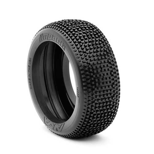 AKA 1/8 Impact Tire and EVO Buggy Wheel