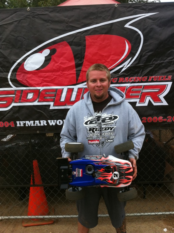 More Punishing for JConcepts at the Sidewinder Nitro Explosion