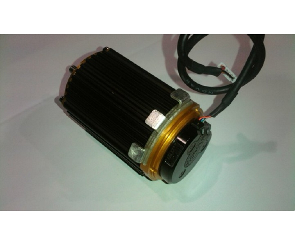 Sneak Peek of new Novak 1/8 Brushless Motor