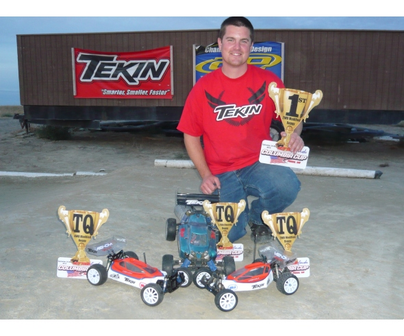 JConcepts Wins The Northwest Championship Tour