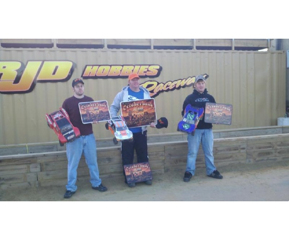JConcepts Wins at 6th Annual Octoberbash