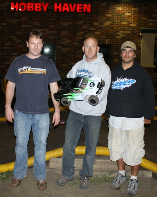 JConcepts wins at 2010 Hobby Haven Short Course Truck Team Enduro