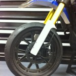 Venom VMX brake kit and SMR tire (2)
