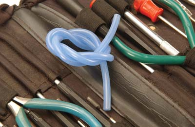 Fuel line: not just for fuel