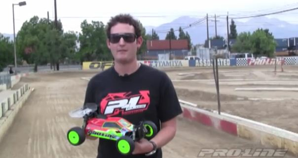 Ryan Cavalieri Pro-Line BullDog B44.1 Review