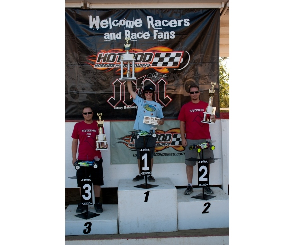 JConcepts wins at the 2010 JBRL Southern California Series