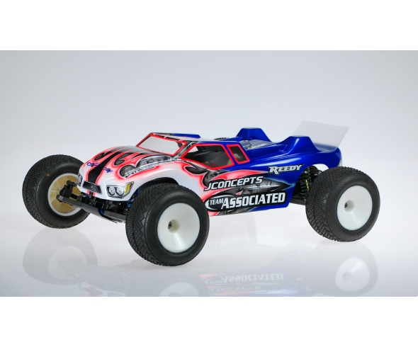 JConcepts T4.1 Punisher Body