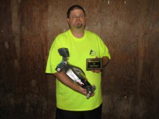 James Carter wins Tilley Championship Series
