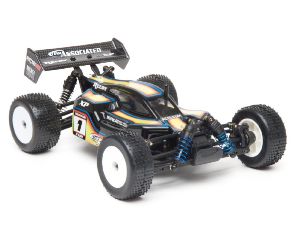 Team Associated RC18B2 Brushless RTR Buggy