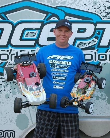 AE/Reedy/LRP Factory Driver JR Mitch Can't Stop Winning
