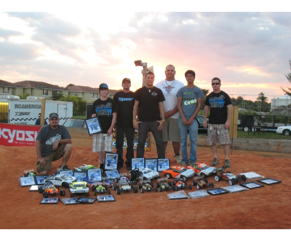 JConcepts Reigns Supreme at the 2010 Region 4 Championships