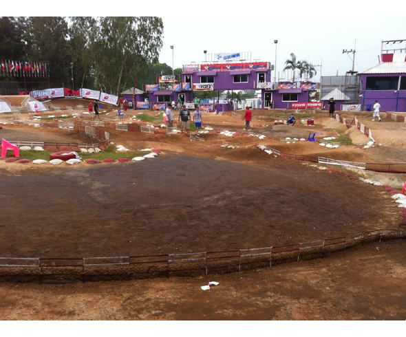 Pro-Line reports from the 2010 IFMAR World Championships part #2