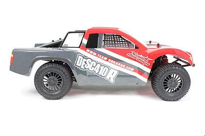 Team Durango DESC410R 4WD Short Course Truck Kit
