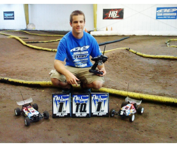 Hartson & Jandrakovic Fall Classic Champions In 2wd, 4wd & SCT