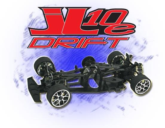 OFNA JL10e Drift 1/10 Electric Sedan