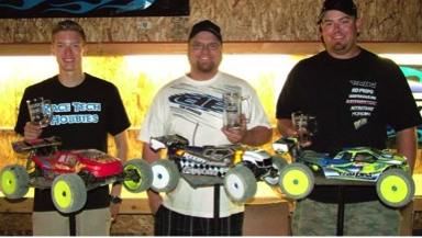 JConcepts Race Report on Northwest Championship Tour