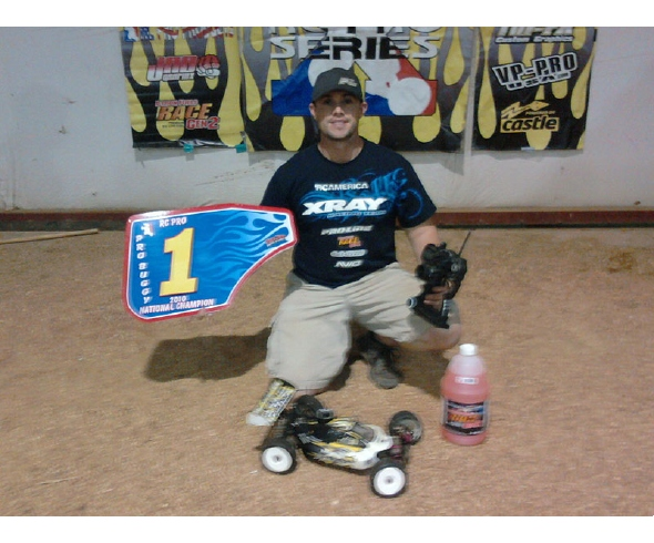 Jason Branham and Pro-Line win at 2010 RC Pro Finals