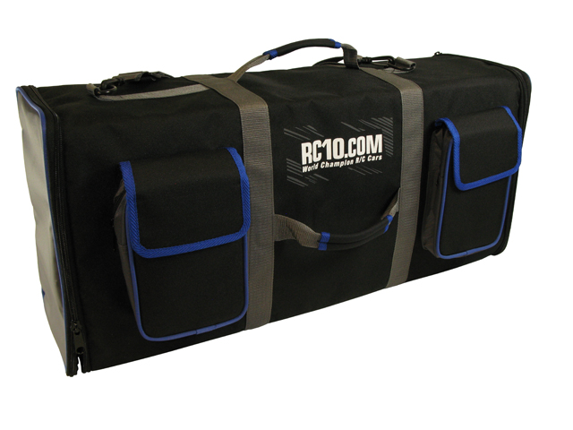 Racers Edge Team Associated Branded RaceCase II Ultimate Transporter Bag