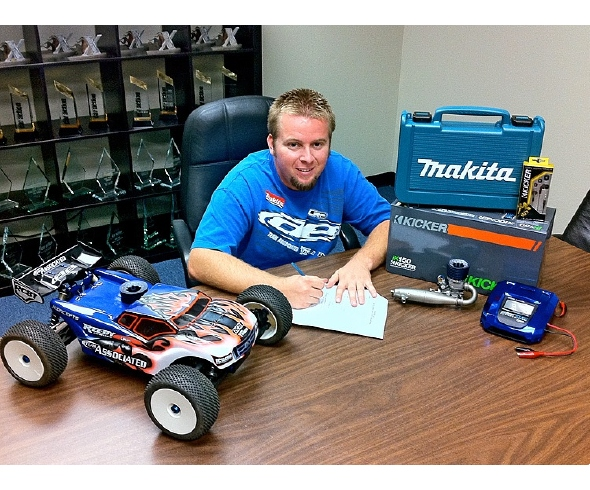 Ryan Maifield Re-Inks Deal With Team Associated/Reedy/LRP