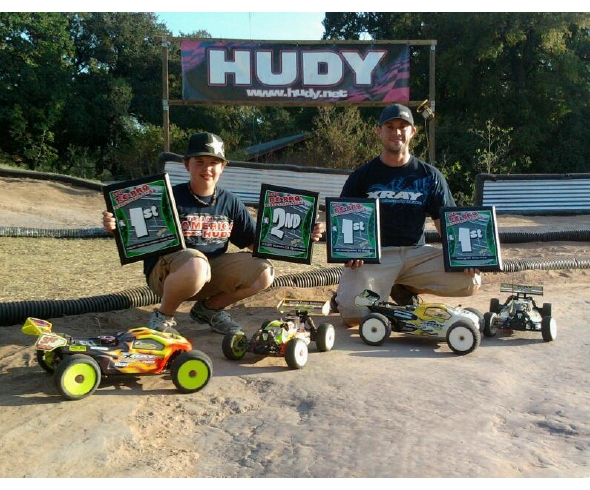 Pro-Line wins at RC Pro Texas State Series
