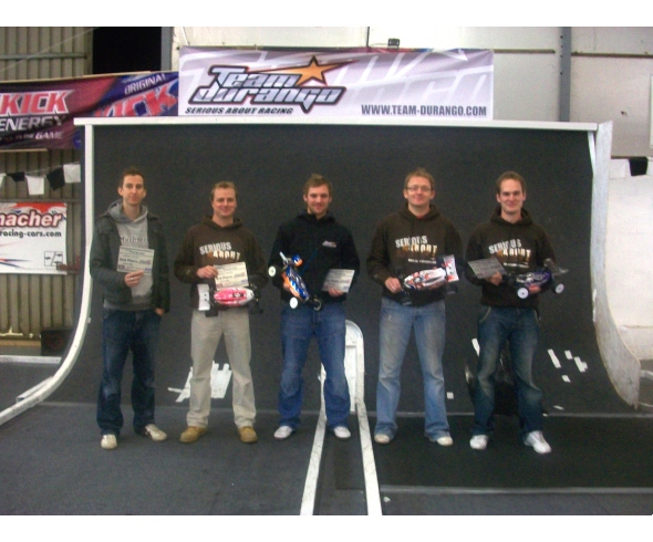 Team Durango Winter Series at Ardent Raceway – Round 1