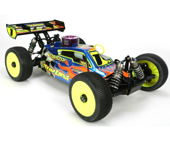 Losi 8ight 2.0 updated chassis design to debut at upcoming IFMAR Worlds