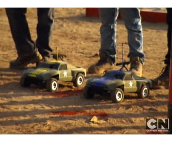Traxxas Slash featured in recent episode of Destroy Build Destroy
