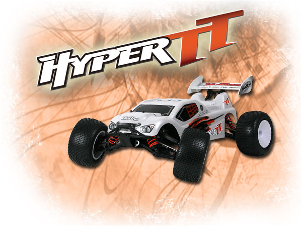 OFNA Hyper TTe RTR 1/10 Electric Truggy
