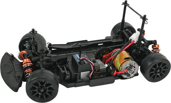 OFNA JL12e 1/12th RTR Sedan