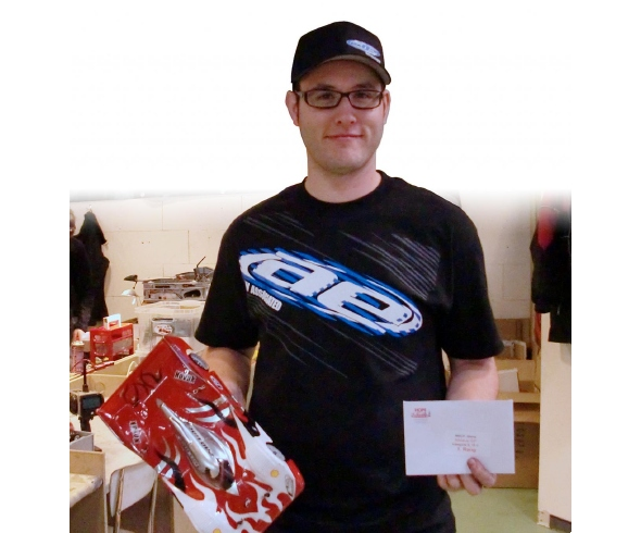 Olivier Merminod Takes Niklaus GP with his RC12R5.1