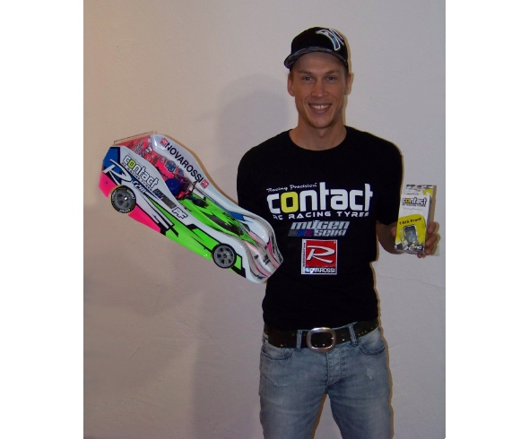 Robert Pietsch signs with Contact Tyres for 2011