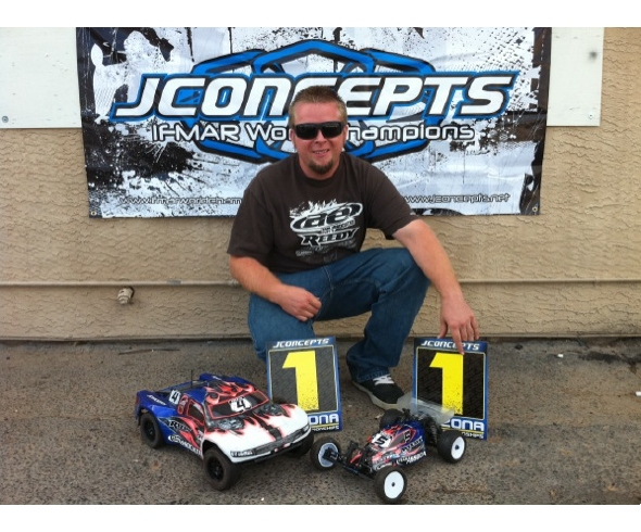 JConcepts takes Arizona State Championships