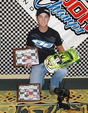 Reedy LiPo Powers Keven Hébert to Indoor Champs Win