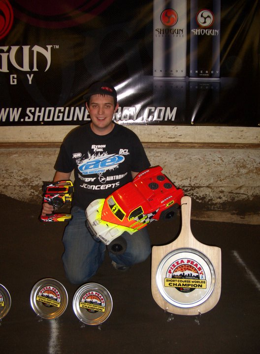 Kody Numedahl takes the overall win at the 15th annual Pizza Feast Race