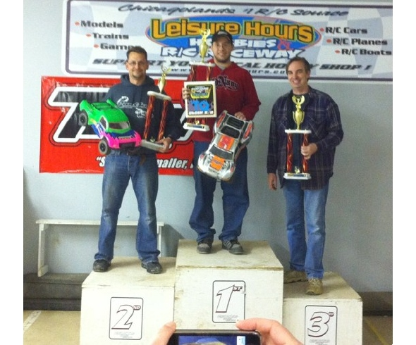 TQ Racing wins at Leisure Hours SC