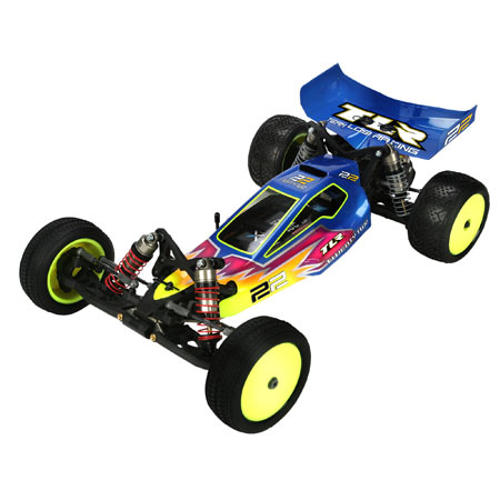 "Team Losi Racing ""22"" 1/10 2WD Race Buggy Kit"