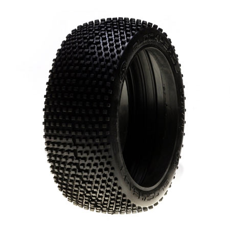 Losi 1/8 Buggy Tires: Blockhead G2, BK Bar G2