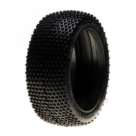 Losi 1/8 Buggy Tires: Blockhead G2, BK Bar G2