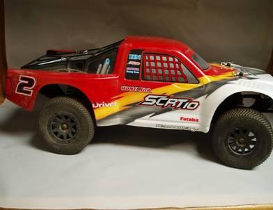 Outerwears Jammin SCRT 10 Short Course Truck Shroud