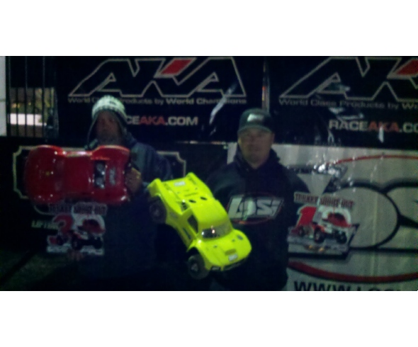 Losi XXX-SCT Takes Victory at the 2nd annual Short Course Turkey Shootout