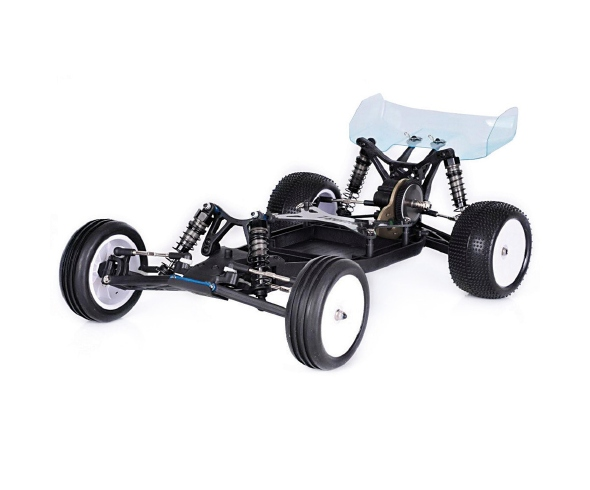 TQ Racing SX10 2w Mid Two Wheel Drive Competition and Conversion kits