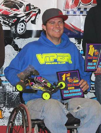 Mike Garrison Wins 2010 Fall Offroad Championship