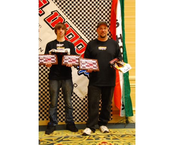 Tekin drivers find the top spots at the 31st Annual US Indoor Championships