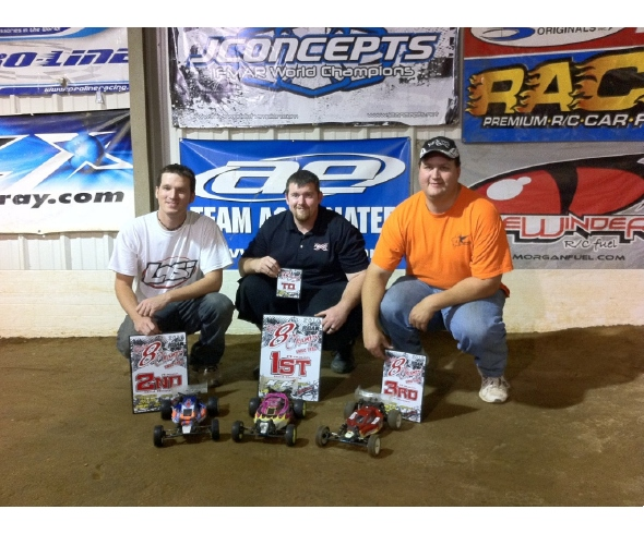 TQ Racing Region 8 Championships Race Report