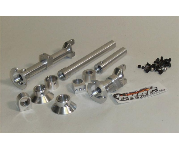 CKRC Low Profile Berg Axle Tube Kit (2.2 Class)