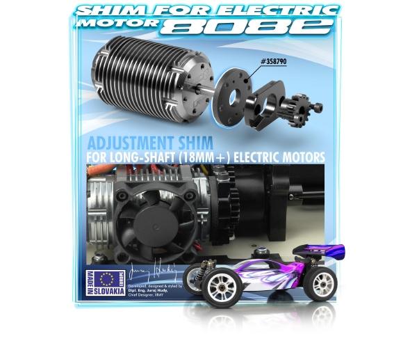 XRAY Long Shaft Electric Motor Adjustment Shims