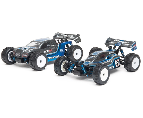 Team Associated 1/18 Electric 4WD Off Road Truck / Buggy Kit