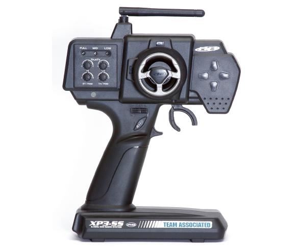 Team Associated XP3-SS 2.4GHz 3CH Radio Control System
