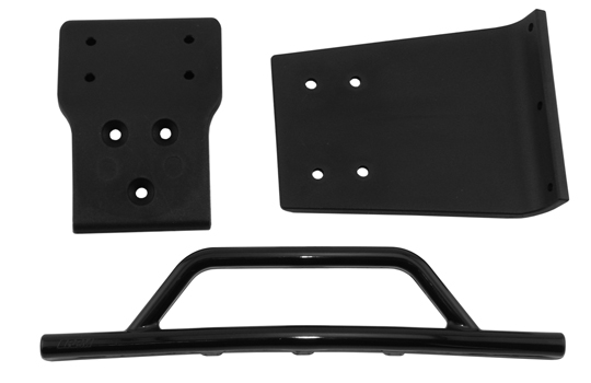 RPM Front Bumper & Skid Plate for the Traxxas Slash 4×4