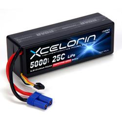 Losi Xcelorin Hardcase LiPo Packs